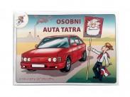 Omaľovánky osobné autá TATRA