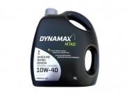 Motorový olej M7AD 10W-40 4L DYNAMAX