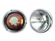 Svetlomet asymetrický s rámikom Tatra T148