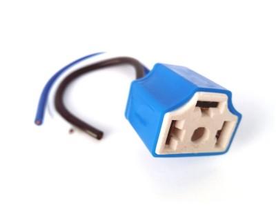 Pätica žiarovky H4 s konektormi