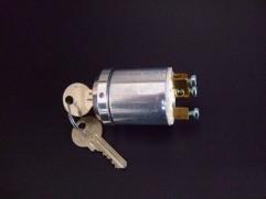 Spínacia skrinka starý typ 3-kolíková 0-1-2 Avia A31, MTS, PV3S M2, T815, UNC
