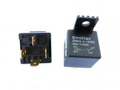 Elektromagnetické relé spínacie 12V/40A