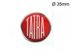 Samolepka 3D logo TATRA