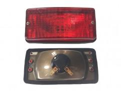 Svetlo zadné červené Karosa 700