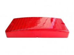 Kryt brzdového svetla zadný červený Karosa 700