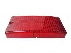 Kryt koncového svetla zadný červený Karosa 700