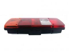 Zadné svetlo 5-dielne ľavé s osvetlením ŠPZ nový typ SERTPLAS
