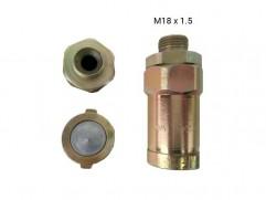 Rýchlospojka hydraulická - samec bajonet M18x1,5