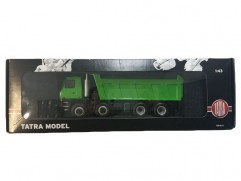 Automodel Tatra TERRNo1 T815-230S84 8x8.2 jednostranný sklápač, mierka: 1:43