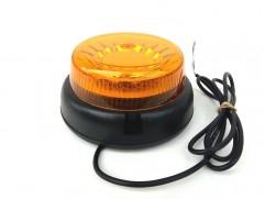 Maják 12/24/48V LED oranžový pevný FRISTOM