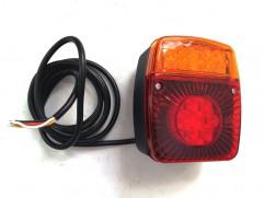 Svetlo zadné WAS W18UD/476 združené LED 12/24V