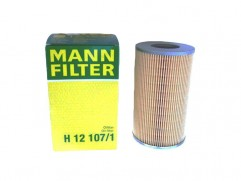 Olejový filter MANN H 12 107/1 Tatra EURO, MAN