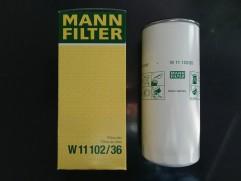 Olejový filter MANN W 11 102/36 LIAZ 300