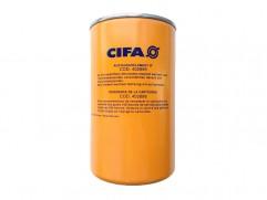 Filter hydraulického okruhu pohonu bubna 402899 CIFA, domiešavač, betonpumpa