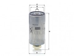 Palivový filter MANN WK 8044 x