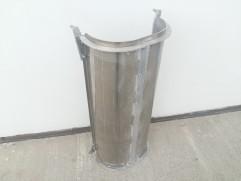 Žľab nástavný LIEBHERR/Al (hliník) domiešavač