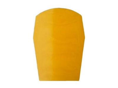Plast do násypky žltý (domiešavač)