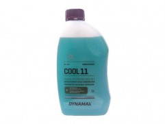 Nemrznúca zmes do chladiča G11 modrá 1L DYNAMAX