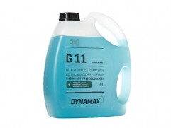 Nemrznúca zmes do chladiča G11 modrá 4L DYNAMAX