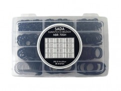 Set of sealing o-rings (390 pieces, 36 kinds)