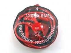 Sada štartovacích káblov 1200A 6m GMP