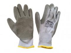 Pracovné rukavice DIPPER ČERVA latexové 10 (uvedená cena je za 1 pár)