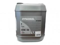 Motorový olej M7ADS III 20W-40 10L DYNAMAX
