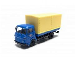 Automodel Avia Jednota plachta, mierka: 1:87, IGRA, farba: modro-žltá