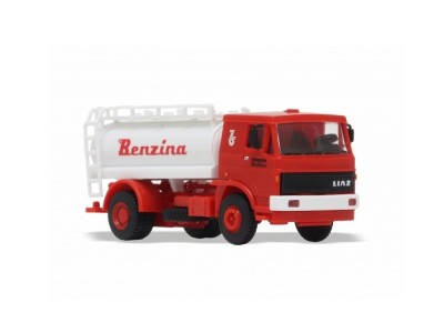 Automodel LIAZ Benzina cisterna, mierka: 1:87, IGRA