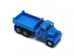 Car model Praga V3S flatbed, scale: 1:87, IGRA, color: blue