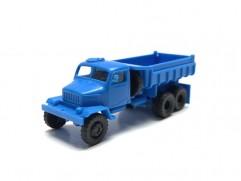 Car model Praga V3S dumper, scale: 1:87, IGRA, color: blue