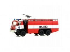Automodel Tatra T815 hasiči HZS, mierka: 1:87, IGRA