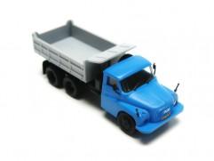 Car model Tatra T148 6x6 S3, scale: 1:87, IGRA, color: blue-gray