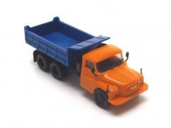 Car model Tatra T148 6x6 S1, scale: 1:87, IGRA, color: orange-blue