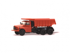 Automodel Tatra T148 6x6 Dumper, mierka: 1:87, IGRA, červená