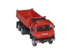 Automodel Tatra T815 6x6 S1, mierka: 1:87, IGRA, farba: červená