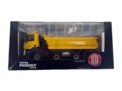 Automodel Tatra Phoenix EURO 6, mierka: 1:43, FOX toys, farba: žltá