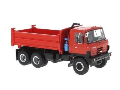 Automodel Tatra T815 S3 6x6, mierka: 1:43, Premium ClassiXXs, farba: červená