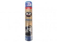 Sprej K2 POLO COCKPIT na palubovku 750ml LAVENDER (levandulová vôňa)
