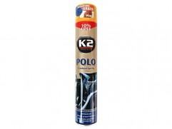 Sprej K2 POLO COCKPIT na palubovku 750ml PEACH (broskyňová vôňa)