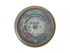 Rýchlomer 80km/h PV3S