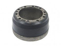 Brake drum balanced Tatra EURO II Motokov (D410, lining width: 180mm)